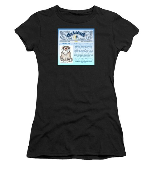 Real Fake News Blue Dawg Excerpt Women's T-Shirt