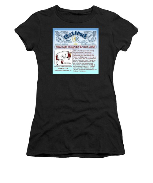 Real Fake News By Esp Women's T-Shirt