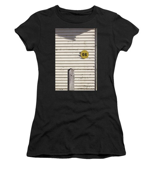 Number 66 Women's T-Shirt