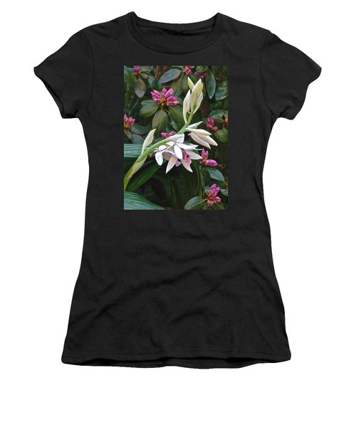 Nun Orchid Women's T-Shirt