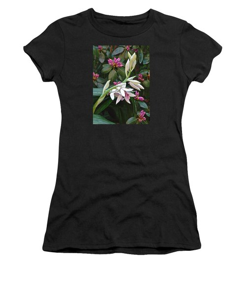 Nun Orchid Women's T-Shirt