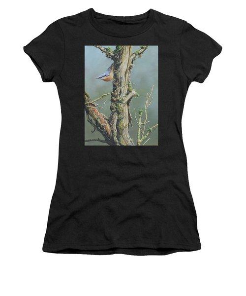 Nuthatch Women's T-Shirt