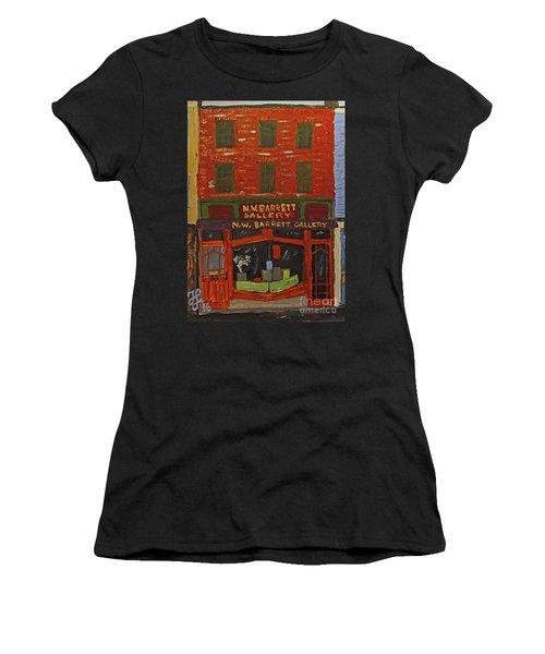 N.w.barrett Gallery Women's T-Shirt