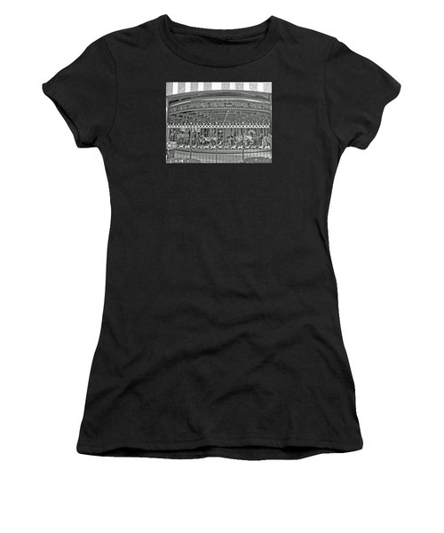Nyc Central Park Carousel Women's T-Shirt