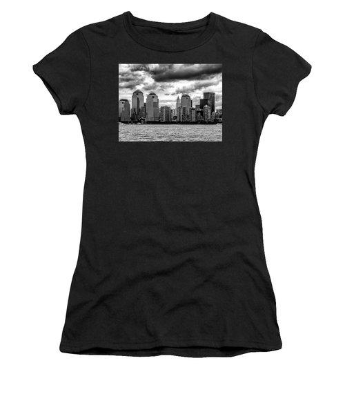 Nyc Skyline Women's T-Shirt