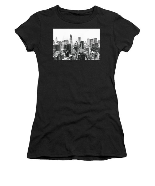 Nyc Snow Women's T-Shirt