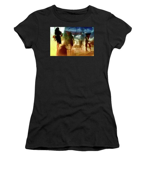 O How Much More Doth Beauty Beauteous Seem Women's T-Shirt (Athletic Fit)