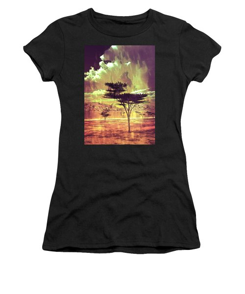 Oasis Women's T-Shirt (Athletic Fit)