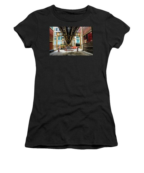 Obey The Signs Women's T-Shirt