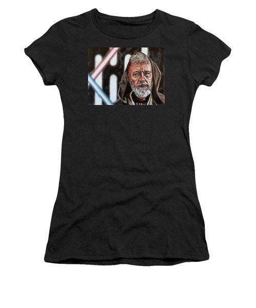 Obi-wan Kenobi's Last Stand Women's T-Shirt