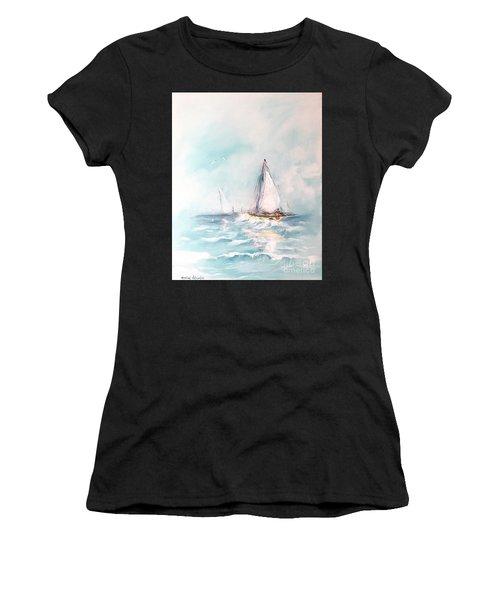 Ocean Blues Women's T-Shirt