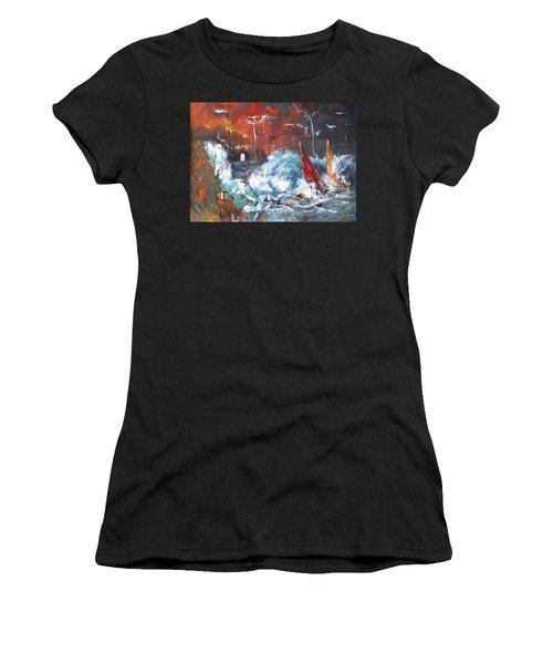 Ocean Fury Women's T-Shirt
