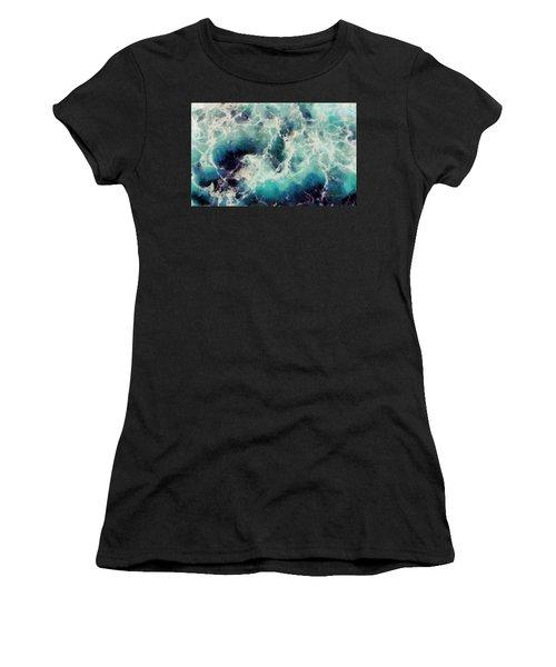 Ocean Women's T-Shirt (Athletic Fit)