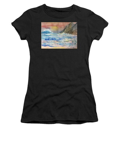 Ocean Waves Women's T-Shirt