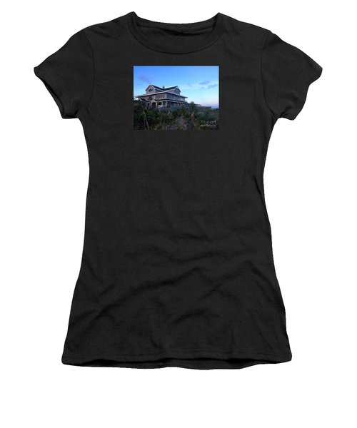 Oceanic - Wrightsville Beach Women's T-Shirt (Athletic Fit)