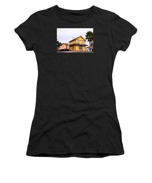Oceano Depot Museum Women's T-Shirt