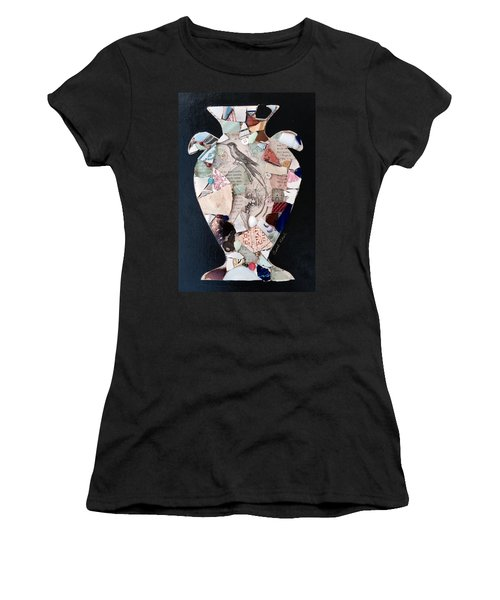 Ode To A Broken Urn Women's T-Shirt (Athletic Fit)