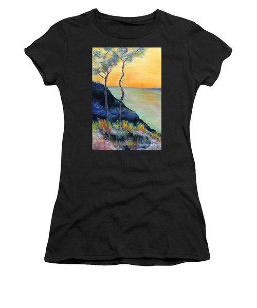 Ode To Monet Women's T-Shirt (Athletic Fit)