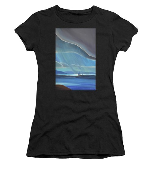 Ode To The North II - Rh Panel Women's T-Shirt
