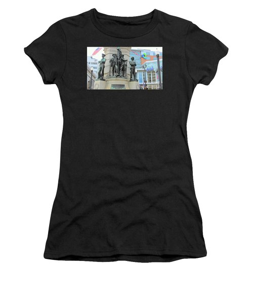 Of Soldiers And Sailors Women's T-Shirt (Athletic Fit)