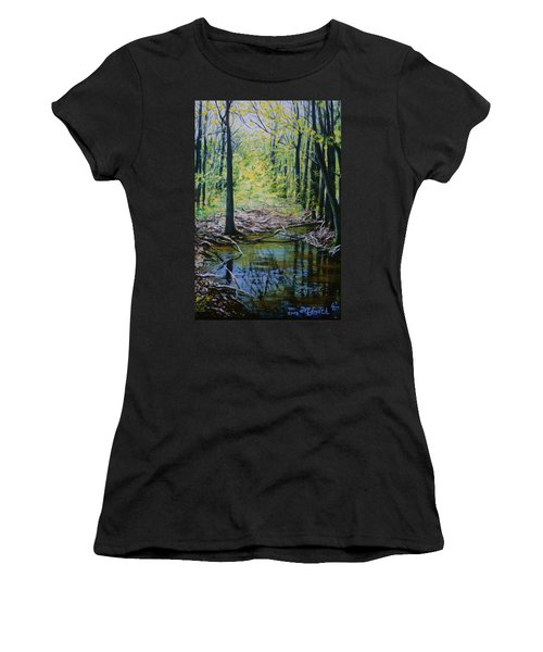 Off The Trail Women's T-Shirt