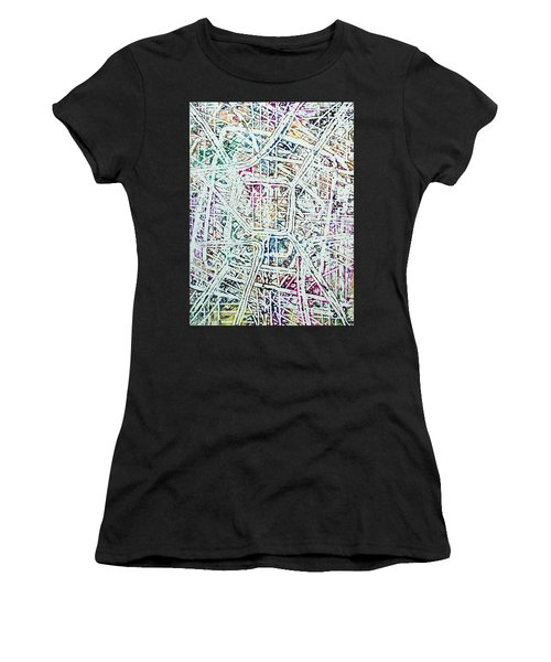 16-offspring While I Was On The Path To Perfection 16 Women's T-Shirt (Athletic Fit)
