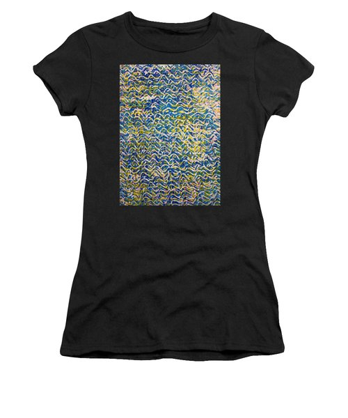33-offspring While I Was On The Path To Perfection 33 Women's T-Shirt (Athletic Fit)