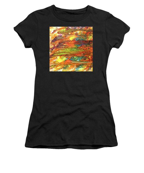 5-offspring While I Was On The Path To Perfection 5 Women's T-Shirt