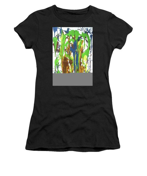 9-offspring While I Was On The Path To Perfection 9 Women's T-Shirt (Athletic Fit)