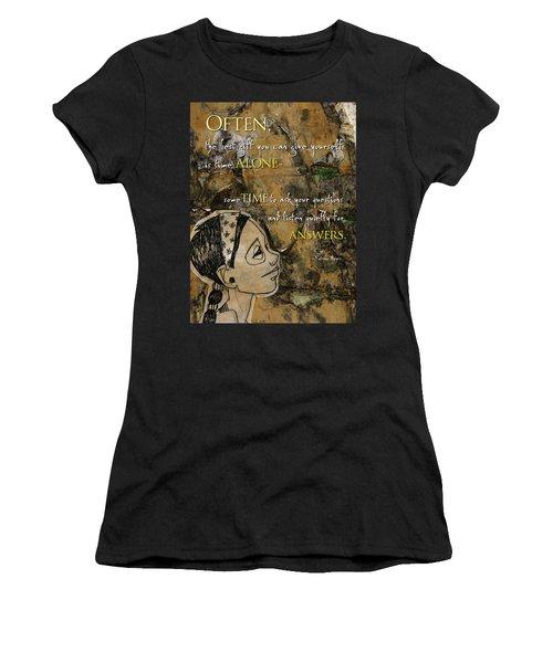 Often... The Best Gift Women's T-Shirt