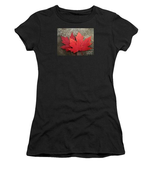 Oh Canada Women's T-Shirt (Athletic Fit)