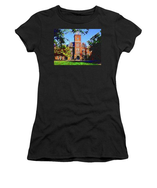 Ohio State University  Women's T-Shirt (Athletic Fit)