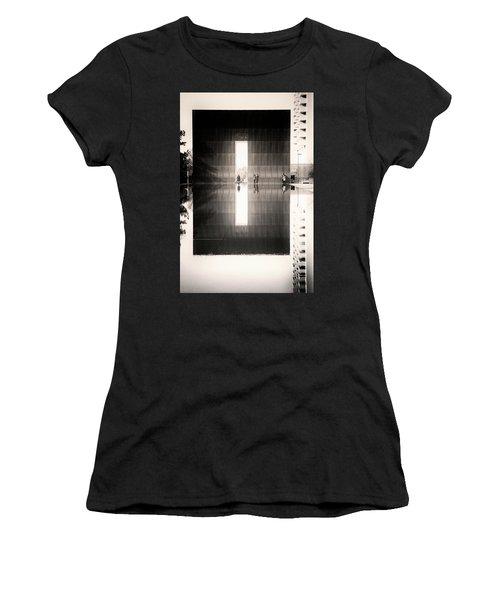 Oklahoma City Memorial Women's T-Shirt (Athletic Fit)