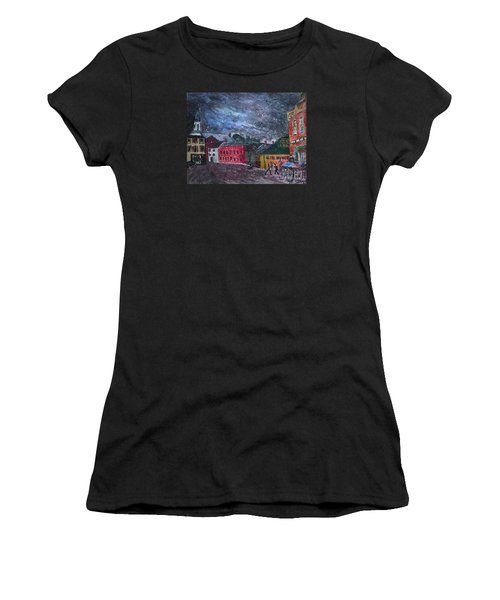 Old Amesbury Early Winter Women's T-Shirt