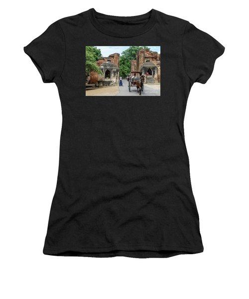 Old Bagan Women's T-Shirt
