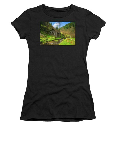 Old Black Forest Mill Women's T-Shirt