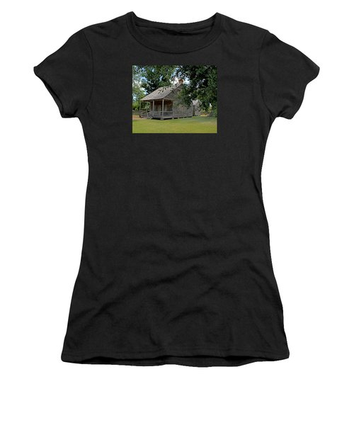 Old Cajun Home Women's T-Shirt (Athletic Fit)