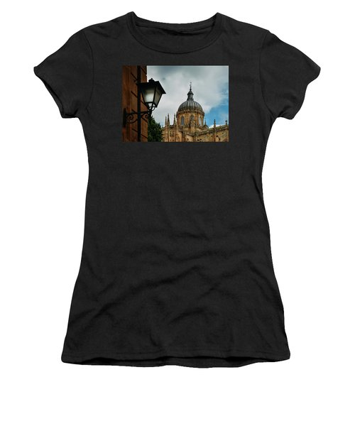 Old Cathedral, Salamanca, Spain  Women's T-Shirt