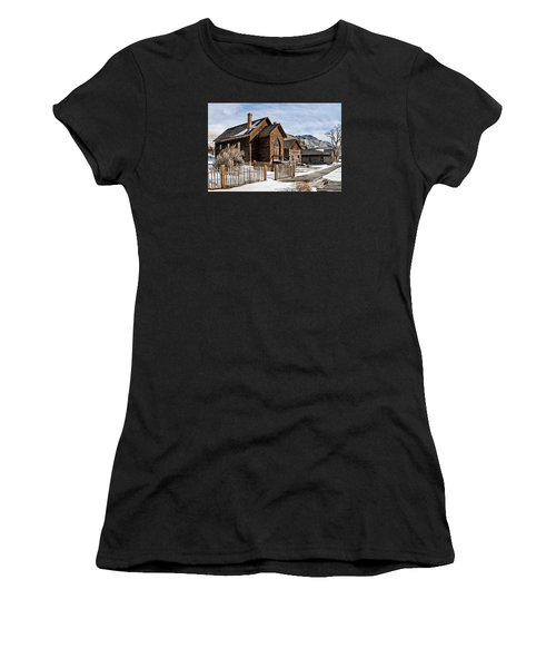 Old Church Women's T-Shirt