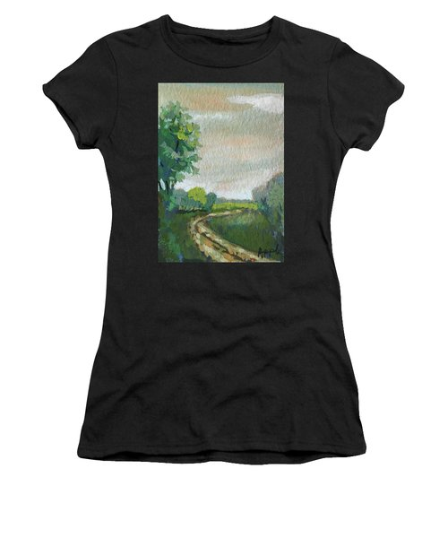 Old Country Road Women's T-Shirt