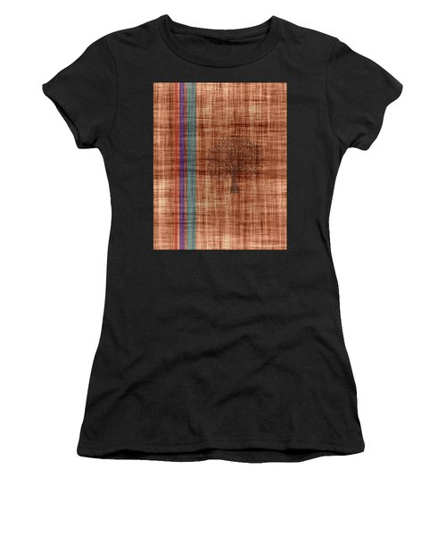Old Fabric Women's T-Shirt (Athletic Fit)