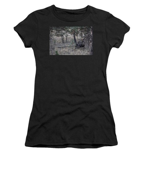 Old Farm Implement Lake George Co Women's T-Shirt