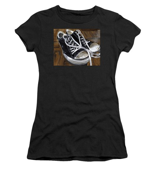 Old Favorites Women's T-Shirt (Athletic Fit)