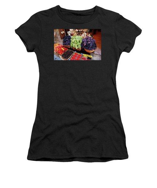Old Fruit Store Women's T-Shirt