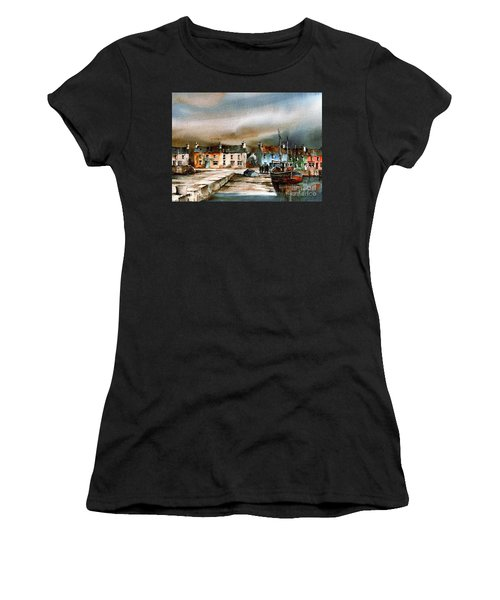 Old Harbour Dingle, Kerry Women's T-Shirt