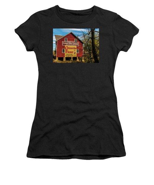 Old Kirby's Flower Mill Women's T-Shirt