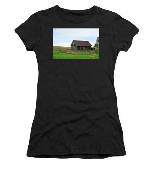 Old Log Cabin Women's T-Shirt