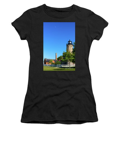 Old Mackinac Point Lighthouse Women's T-Shirt