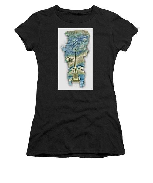 Old North Church Steeple Women's T-Shirt
