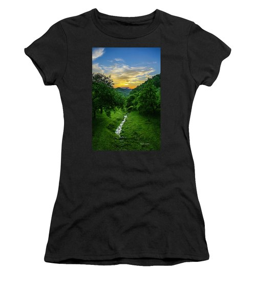 Old Orchard Glow Women's T-Shirt